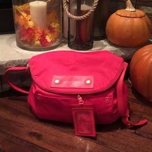 Dark Melon colored Marc Jacobs shoulder bag